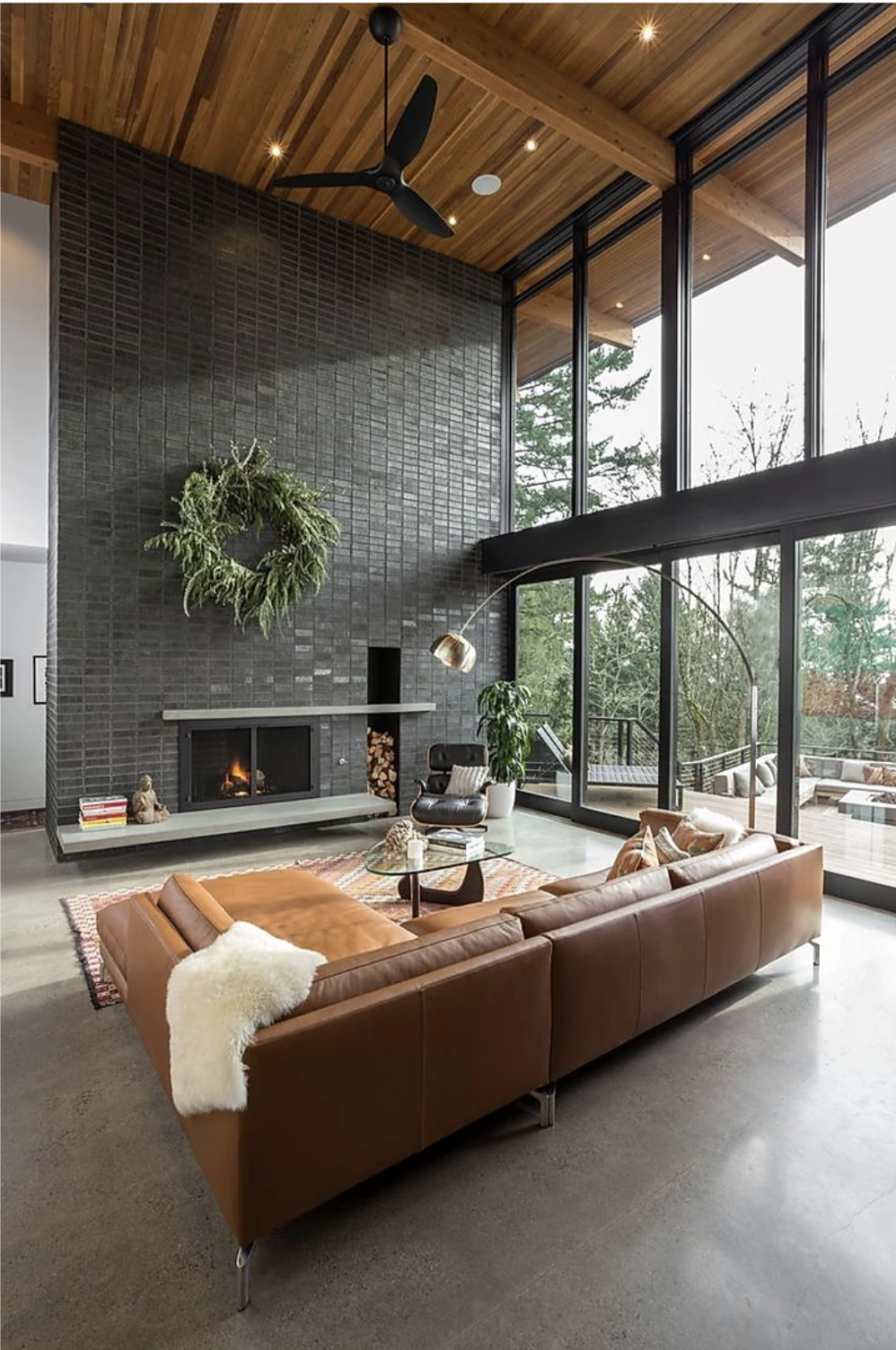 Modern doesn't mean lifeless: How to add warmth to a modern aesthetic