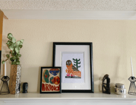 Best tips for decorating a mantel p homey homies
