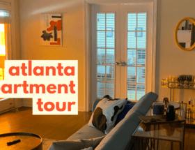 atlanta apartment tour - atlanta