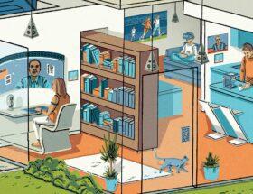 How COVID will affect interior design