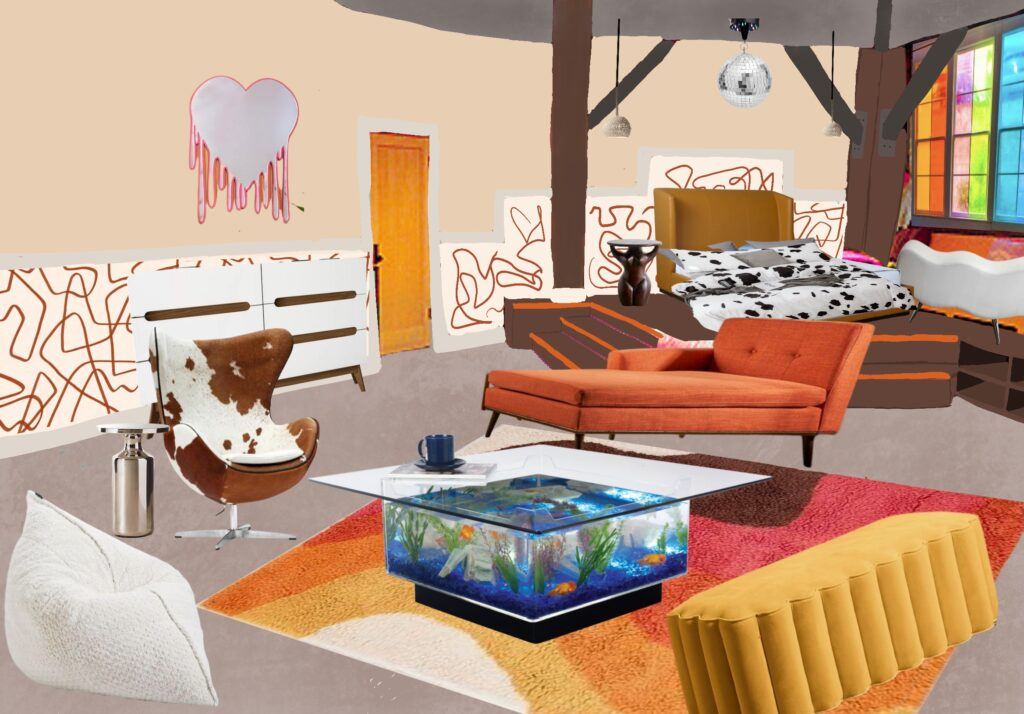 icarly bedroom redesign