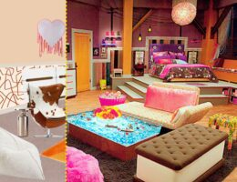 icarly bedroom redesign - homeyhomies