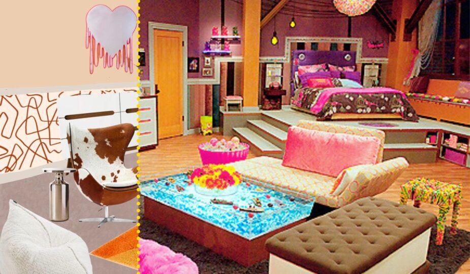 icarly bedroom redesign - homeyhomies