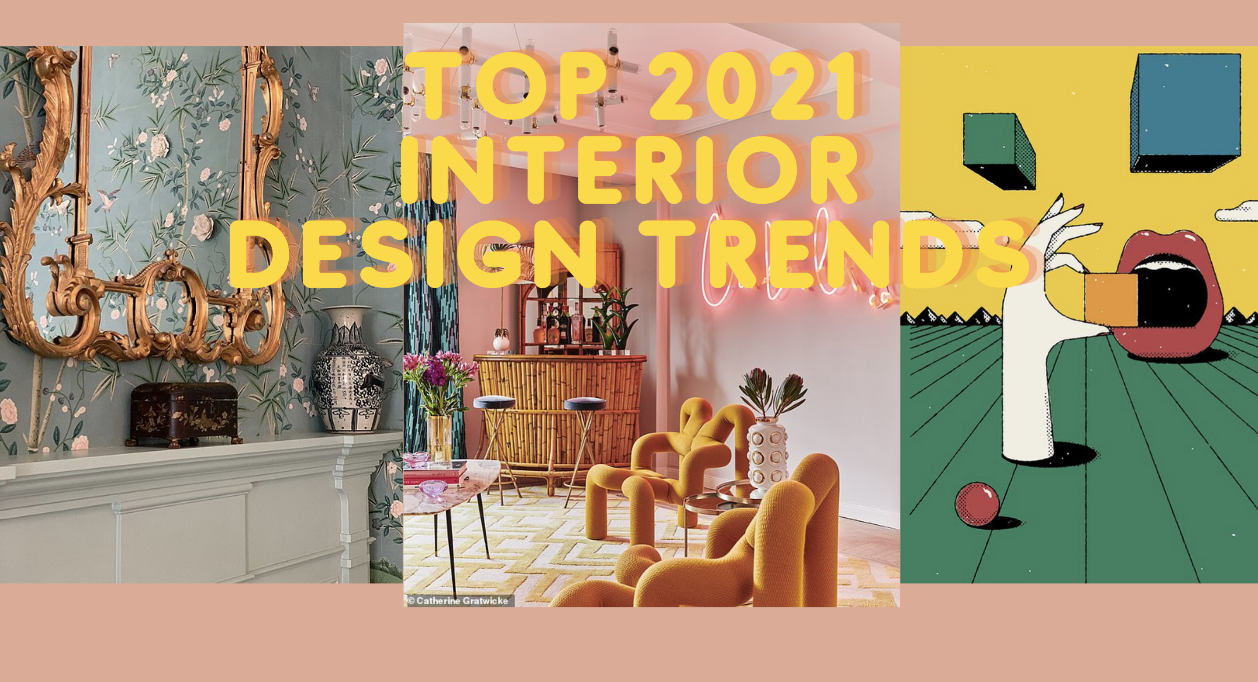 top 2021 interior design trends