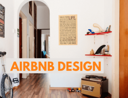 how to design your airbnb