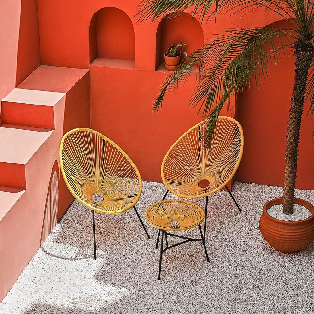 Balcony/patio inspiration