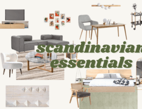 Scandinavian interior design essentials - homey homies blog